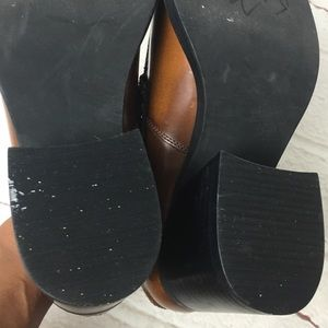 Steve Madden Shoes - Vintage Steve Madden chunky heel loafers 90s 9.5